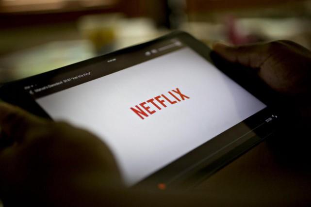 Pour le second trimestre, Netflix prévoit une hausse... (PHOTO DANIEL ACKER, ARCHIVES BLOOMBERG)