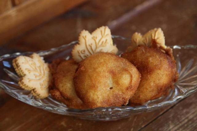 Le restaurant Gras dur propose une version frite... (Photo fournie par le Das Food Truck)