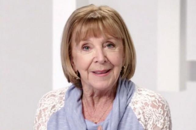 L'ex-animatrice de Radio-Québec Lise Le Bel est morte... (Photo tirée du site de Télé-Québec, archives Le Soleil)