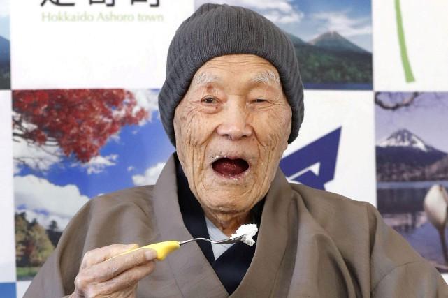 Né le 25 juillet 1905, Masazo Nonaka a... (Photo Reuters)