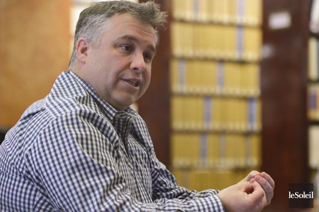 Le ministre de l'Éducation, Sébastien Proulx... (Photo Yan Doublet, archives Le Soleil)