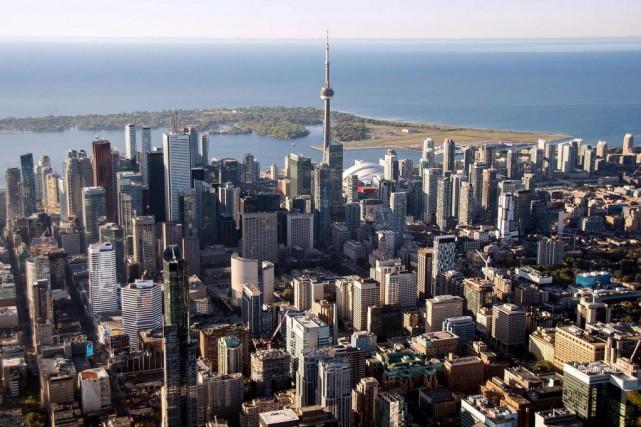 Toronto... (Photo JamesMacDonald, archives Bloomberg)