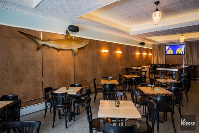 La Taverne du Pélican organise une dernière partie... (PHOTO EDOUARD PLANTE-FRÉCHETTE, LA PRESSE)