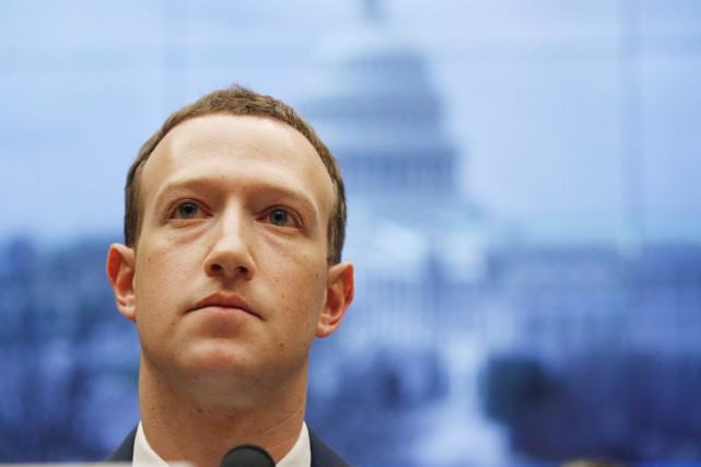 Mark Zuckerberg... (PHOTO ARCHIVES REUTERS)