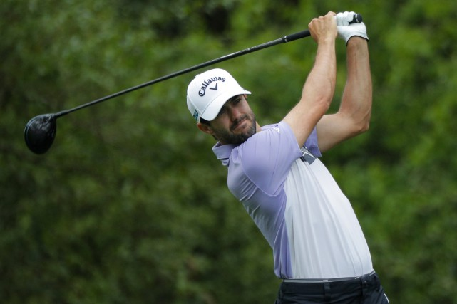 Adam Hadwin... (Photo Brian Snyder, Reuters)