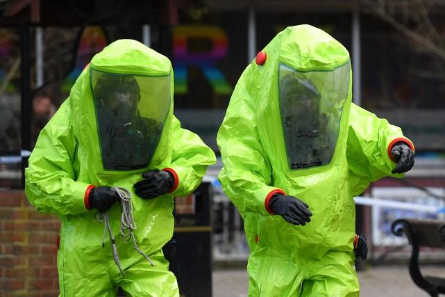 «Les résultats de l'analyse menée par les laboratoires... (AFP)