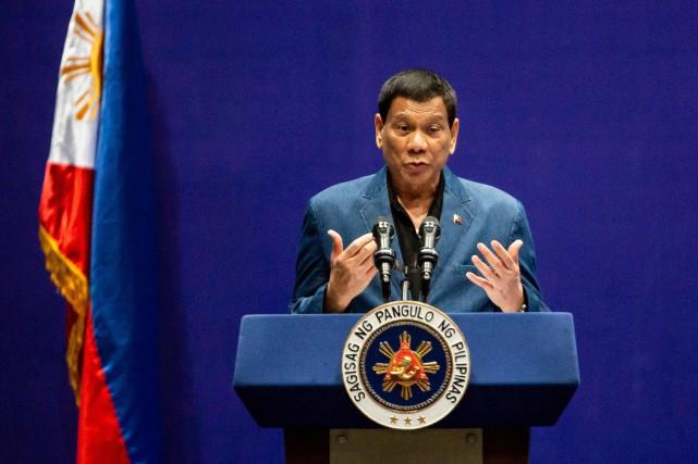 Depuis l'élection de Rodrigo Duterte, près de 4000... (Photo Isaac Lawrence, archives Agence France-Presse)