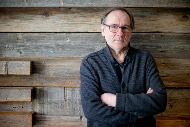L'auteur Yvon Rivarda dû pondre sept versions de... (Photo David Boily, La Presse)