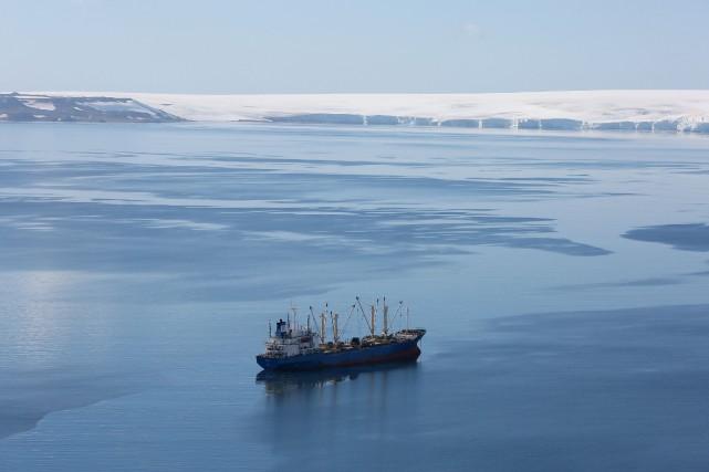 L'Organisation maritime internationale a annoncé vendredi à Londres la... (PHOTO ARCHIVES REUTERS)