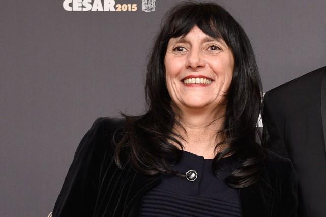 La productrice française Sylvie Pialat... (Photo archives AFP)
