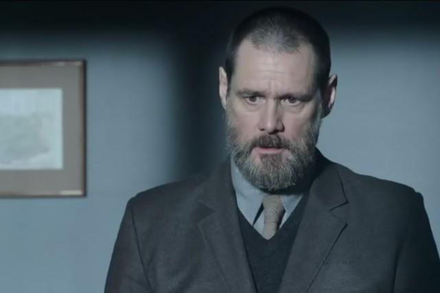 DansDark Crimes, Jim Carrey incarne un détective qui mène une enquête... (Capture d'écran)