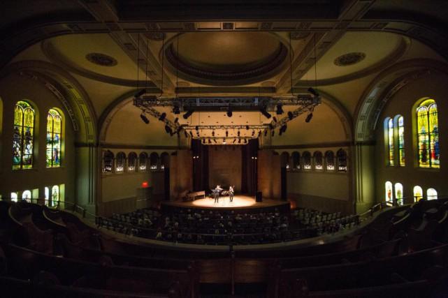 Pour sa saison2018-2019, Arte Musica présentera 105concertsà la... (PHOTO SIMON GIROUX, archives LA PRESSE)