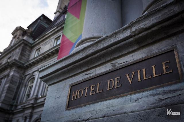 La Ville de Montréal estime qu'elle devrait débourser... (PHOTO OLIVIER JEAN, ARCHIVES LA PRESSE)