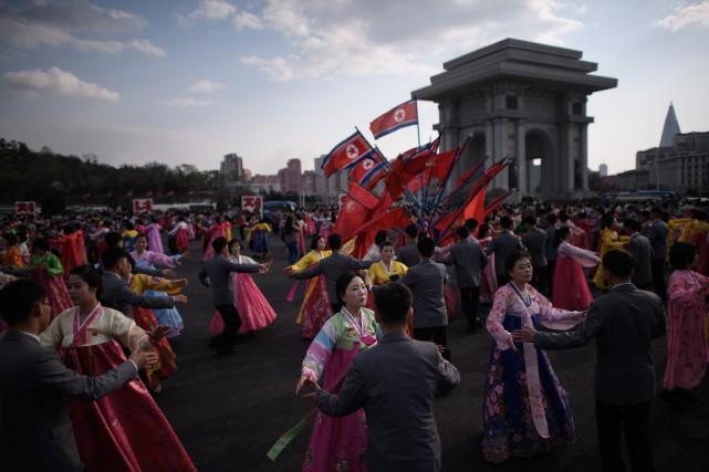 Ces cérémonies de dévotion contribuent à ancrer la... (Photo Ed Jones, Agence France-Presse)