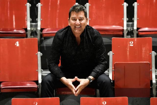 Le réalisateur Stephen Campanelli s'est attaqué au grand... (Photo Bernard Brault, La Presse)