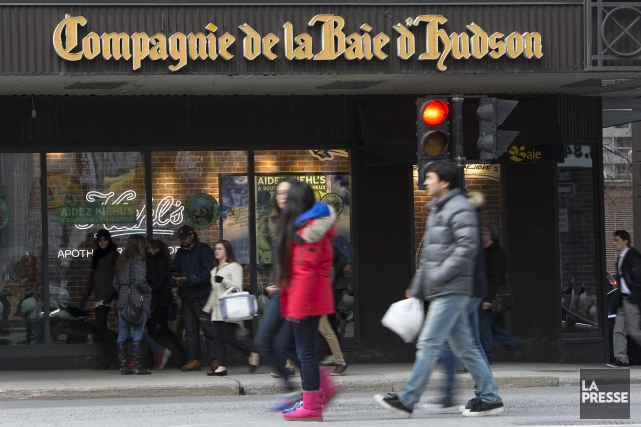 HBC a ajouté que Milton Pappas, qui occupait... (Photo Robert Skinner, Archives La Presse)