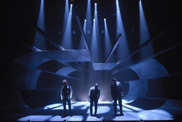 La pièce d'Alexia Bürger nous présente trois Thomas... (Photo Valérie Remise, fournie par le Théâtre d'Aujourd'hui)