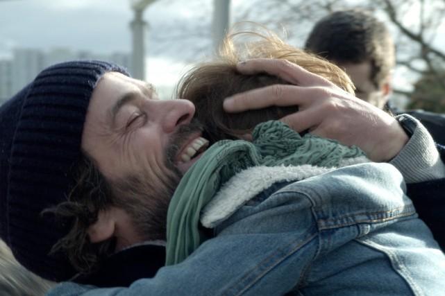 Nos batailles, un long métrage belge avec Romain... (Capture d'écran)