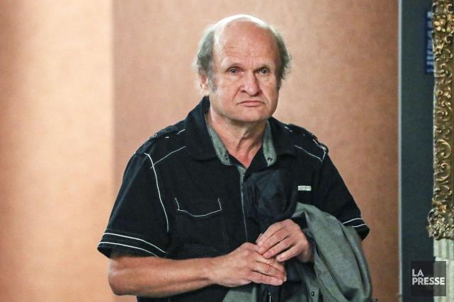 Yves Nadeau... (PHOTO ROBERT SKINNER, LA PRESSE)