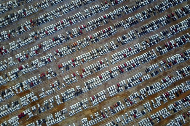 La Chine est le plus grand marché automobile... (Photo Agence France-Presse/STR)