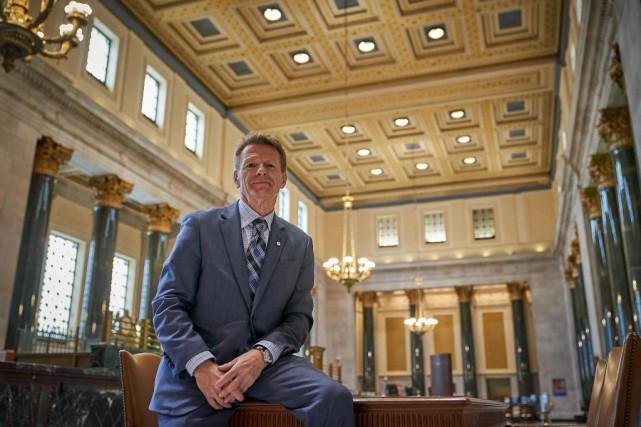 Claude Gagnon, président de BMO Groupe financier, Québec... (Photo André Pichette, La Presse)
