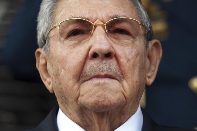 Raul Castro.... (Photo Ariana Cubillos, archives Associated Press)