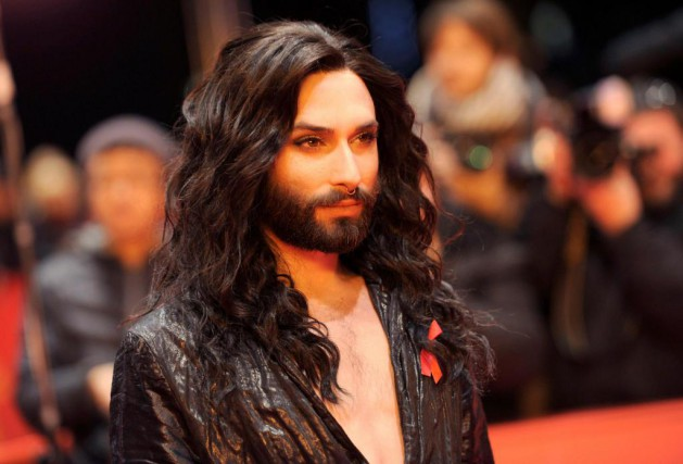 Conchita Wurst... (Photo Stefanie Loos, archives Reuters)