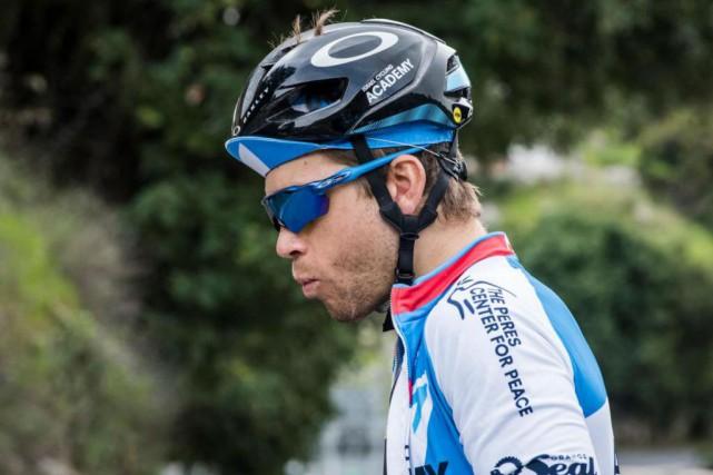 L'équipe Israel Cycling Academy a annoncé hier la... (Photo fournie par Noa Arnon)