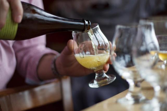 Le projet de loi modernisant la vente d'alcool... (Photo Anne Gauthier, archives La Presse)