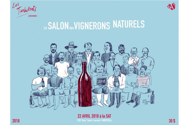 Salon les turbulents la f te des vins naturels eve for Anti cernes naturel fait maison