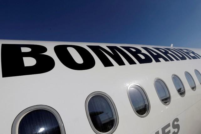 Selon le Brésil, Bombardier a bénéficié d'investissements gouvernementaux... (Photo Regis Duvignau, archives Reuters)