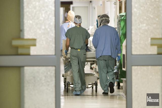 La Fédération des médecins résidents a fait des... (Photo Ivanoh Demers, archives La Presse)