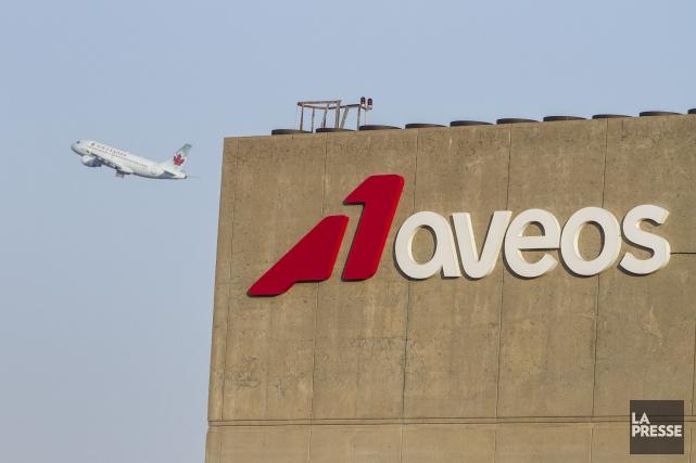Au moment de sa fermeture, en 2012, Aveos... (PHOTO OLIVIER PONTBRIAND, ARCHIVES LA PRESSE)