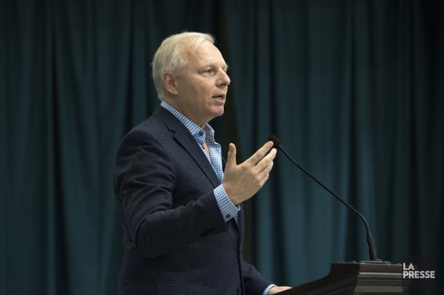 Le chef du Parti québécois, Jean-François Lisée... (PHOTO ROBERT SKINNER, archives LA PRESSE)