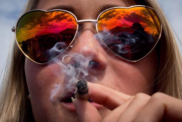 Afin de pouvoir comparer l'avant et l'après-légalisation, Statistique... (Photo Darryl Dyck, archives PC)