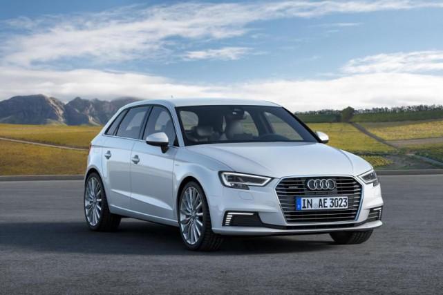 Audi A3 Sportback e-tron... (Photo fournie par Audi)