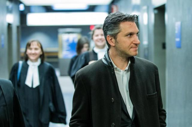 David Baazov,ex-PDG d'Amaya... (Photo Edouard Plante-Fréchette, Archives La Presse)