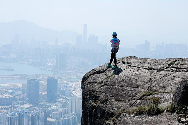 Ininterrompue. C'est le terme parfait pour décrirelavie à Hong Kong. Mais... (Photo : Guillaume Simoneau)