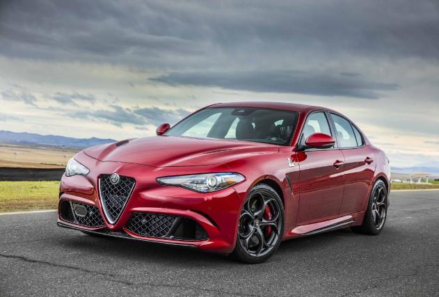 Alfa Romeo Giulia... (Photo Alfa Romeo)