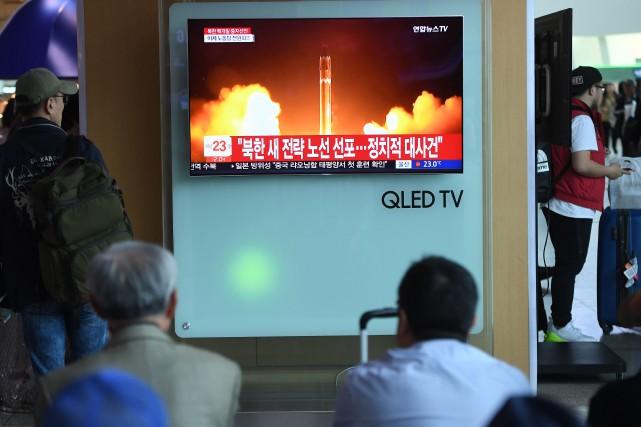 nouvel ordre mondial | Nucléaire: Trump assure n'avoir «rien cédé» à la Corée du Nord
