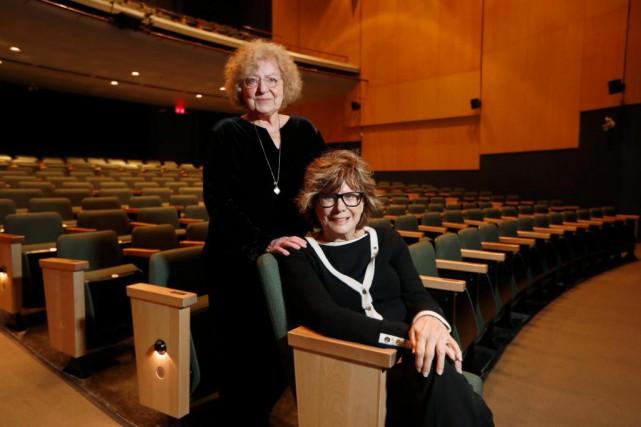 DeniseBoucher, auteure de la pièce Les fées ont... (Photo MartinChamberland, La Presse)