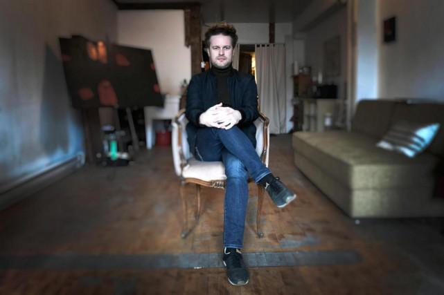Le chanteur et auteur Tristan Malavoy a écrit... (PHOTO BERNARD BRAULT, LA PRESSE)