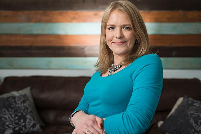 À 45 ans, Andrea Ryan n'a jamais été aussi en santé : elle fait attention à ce...