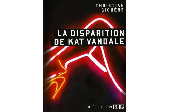 La disparition de Kat Vandale... (image fournie par Héliotrope)