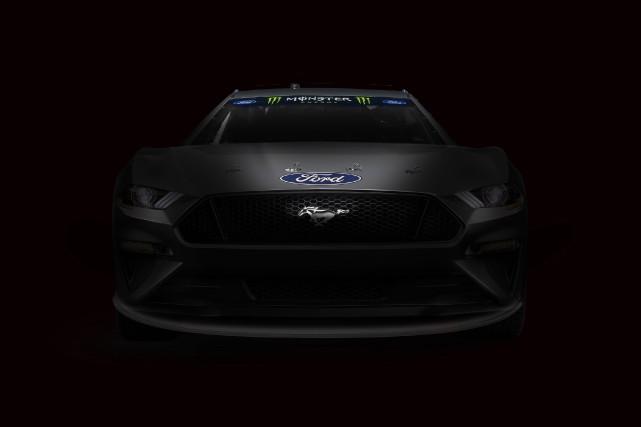 Changement de garde pour Ford dans la série reine du NASCAR, la Monster Energy.... (Photo fournie par Ford)