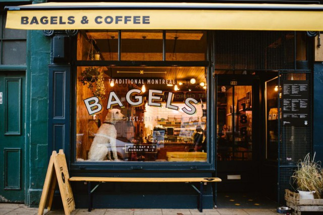 Le Bross Bagels a ouvert en août 2017... (PHOTO FOURNIE PAR BROSS BAGELS)