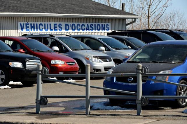 Seulement trois des dix véhicules d'occasion les plus... (Photo Patrice Laroche, archives Le Soleil)