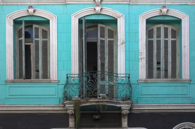 Buenos Aires, «Paris de l'Amérique du Sud», une... (Photo Émilie Nault-Simard, collaboration spéciale)