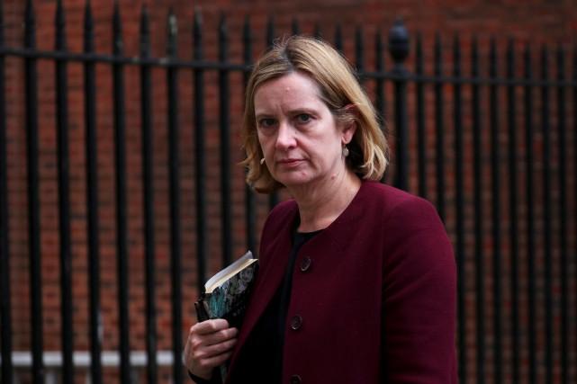 Immigration la ministre britannique de l 39 int rieur for Ministre interieur depuis 2000