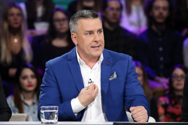 Stéphane Langdeau... (Photo Karine Dufour, fournie par ICI Radio-Canada Télé)